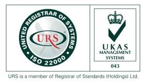 Cirast Vrancea: certificare URS - ISO 22000