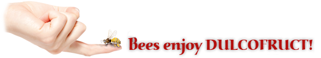 page-footer-en (The bees enjoy Dulcofruct)