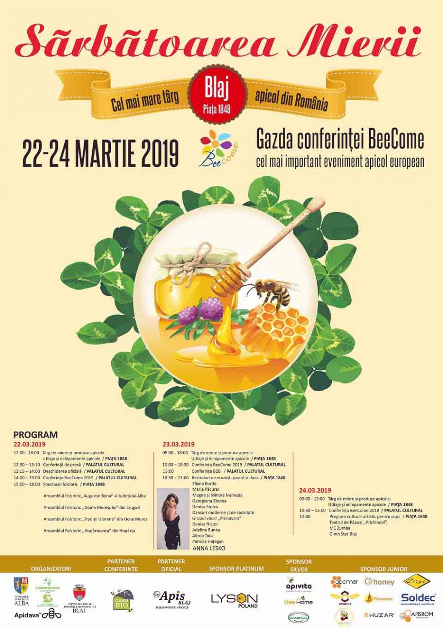 Beekeeping fairs and events – DULCOFRUCT – CIRAST Vrancea